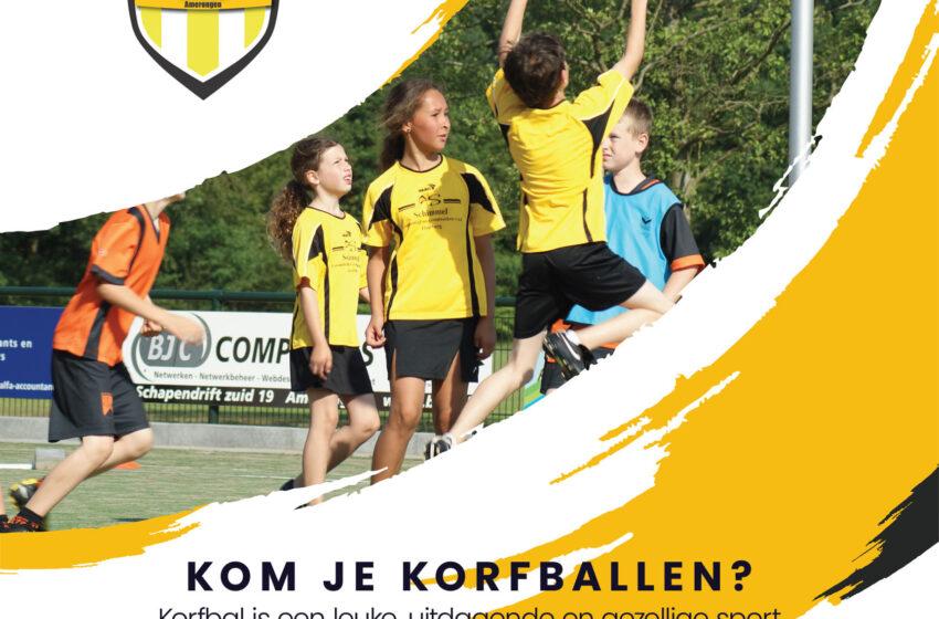 Open sportochtend Burgwal