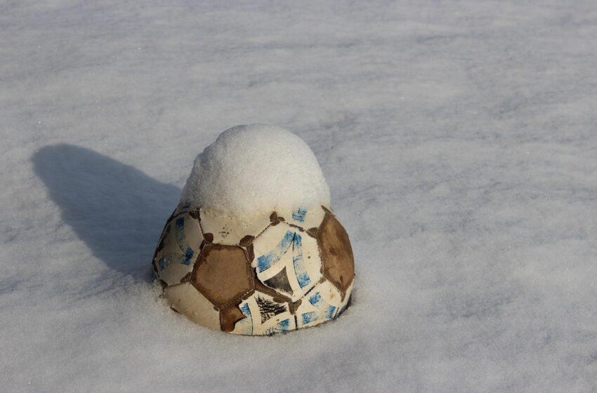 Update: we zijn weer sneeuwvrij!